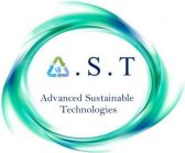 Advanced sustainable technologies LOGO